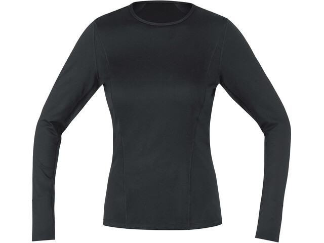 GORE WEAR Base Layer Long Sleeve Shirt Women black